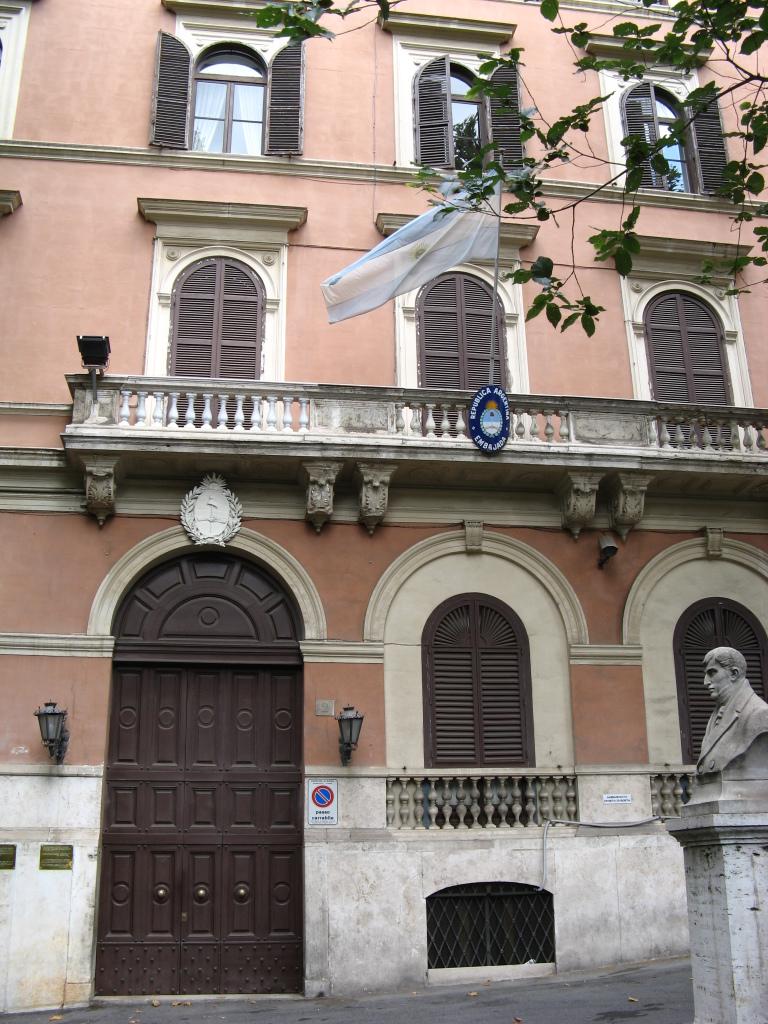 Ambasciata_Arg_Roma_Front