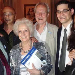 Investigadores y científicos argentinos en Italia participaron de los festejos por el 25 de Mayo
