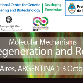 «In tissue degeneration and regeneration». El 1 de octubre de 2015 en Buenos Aires