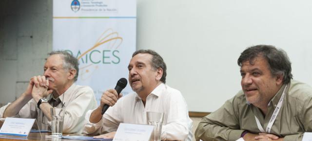 Se realizó en Buenos Aires el taller interdisciplinario del Programa RAICES