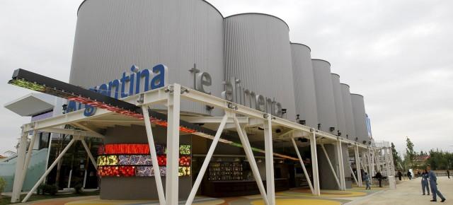 El ministro Lino Barañao visitó el pabellón argentino en Expo Milán 2015
