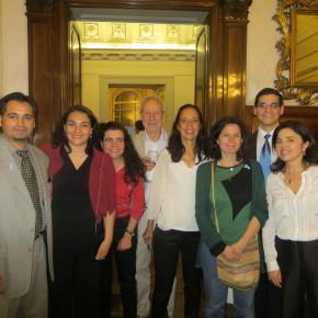 La RCAI presente a los festejos por el 25 de mayo en la Embajada Argentina de Roma