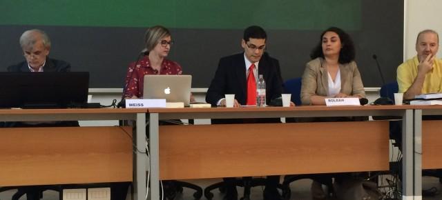 La RCAI participa a la presentación del libro de Verónica Roldán «Religione e Spazio Pubblico in Italia e America Latina»
