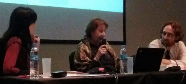 La profesora Marisa Martínez Pérsico presentó su último libro en la Feria Internacional del Libro de Buenos Aires