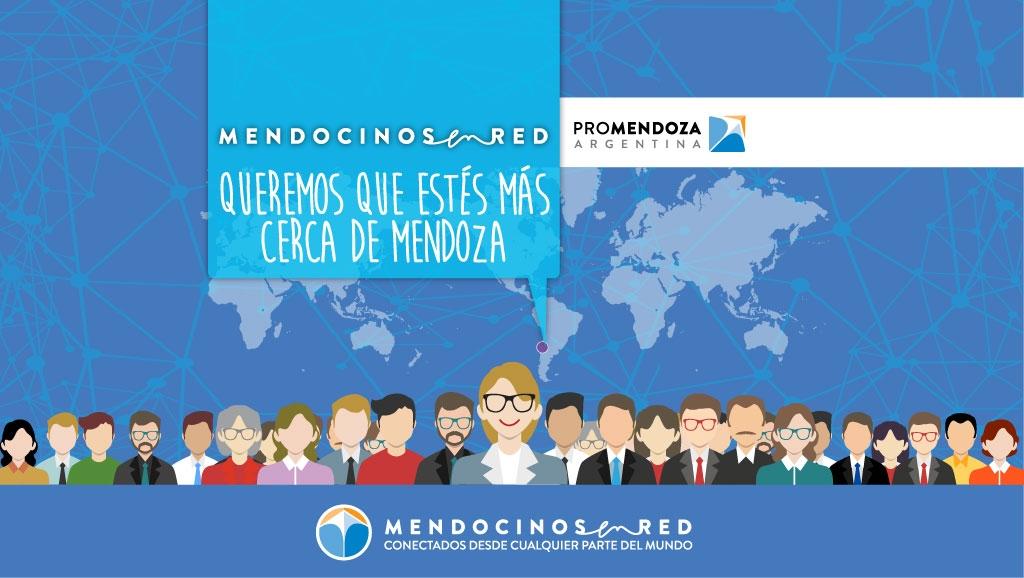 Lanzamiento red en Mendoza para redes sociales