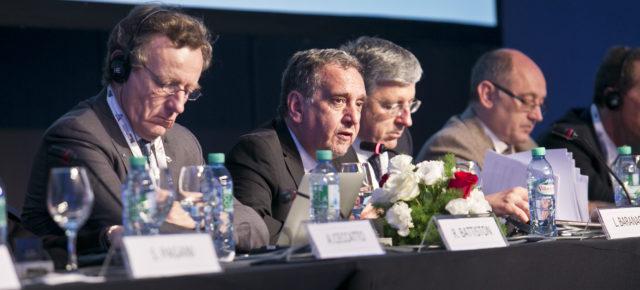 El ministro Lino Barañao participó en el Workshop de universidades italianas y argentinas