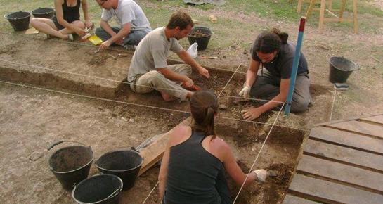 La arqueología y la Argentina. Resumen de la conferencia en Roma.
