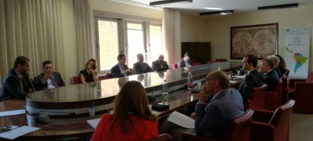 Argentina e Italia fortalecen colaboración científica tecnológica