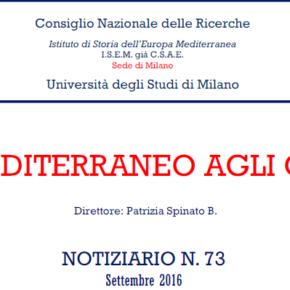 Reseña del libro de la profesora Marisa Martínez Pérsico por el «Istituto di Storia dell'Europa Mediterranea» de Milán.