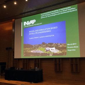 El INVAP participa al 1er Simposio Latinoamericano sobre Pequeños Satélites