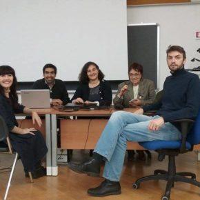 La socióloga Marina Baigorria invitada por la RCAI en Roma