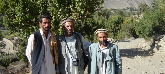 Manos argentinas en la conservación de recursos fitogenéticos en Afganistán