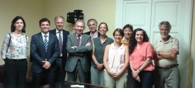 La RCAI se reunió con Mariano Jordán, Director Nacional de Cooperación e Integración Institucional del Ministerio de Ciencia, Tecnología e Innovación Productiva de la Nación