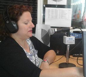 Entrevista a María Soledad Balsas, investigadora CONICET y miembro RCAI (II Comisión) en Radio Nacional de Argentina