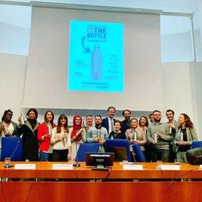 Roma Tre: La universidad bocha el plástico