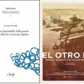 Presentazione libro + proiezione docufilm sull'esilio di Rafael Alberti in Argentina (Frattale/Ovando)