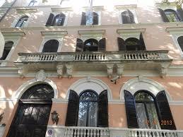 Sostén de la Embajada Argentina en Italia a la RCAI