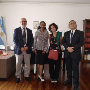 La RCAI en la Embajada Argentina ante la Santa Sede