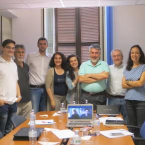 Reunión del Comité Promotor del Programa RAICES en Italia