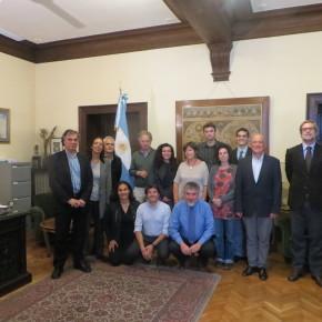 Asamblea Constitutiva de la Red de Científicos Argentinos en Italia (RCAI)