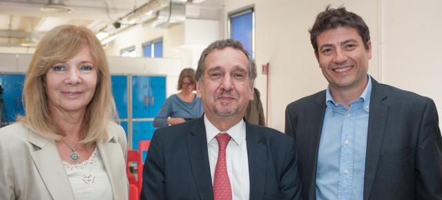 El Ministro Lino Barañao y la Directora Águeda Menvielle asistieron al seminario «Interdisciplinary Design Knowledge» en Milán