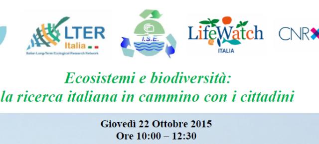 La doctora Alicia T. R. Acosta disertará durante el seminario «Ecosistemas y biodiversidad» el 22 de octubre en Verbania