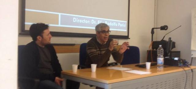 La Universidad Nacional de San Luis y la Universidad de Macerata organizaron un seminario sobre Psicología Política.