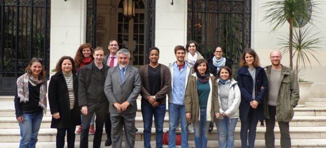 La RCAI presente en el encuentro de investigadores italianos realizado en la Embajada Italiana en Buenos Aires