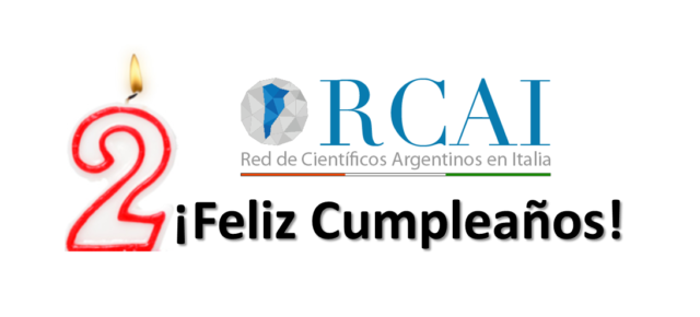 ¡Feliz cumpleaños RCAI!