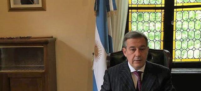 Entrevista a S.E. Tomás Ferrari, embajador de la República Argentina ante la República Italiana.