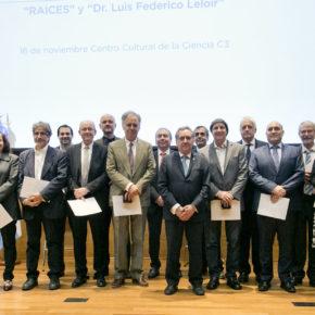 Dos miembros de la RCAI fueron galardonados con el premio RAICES