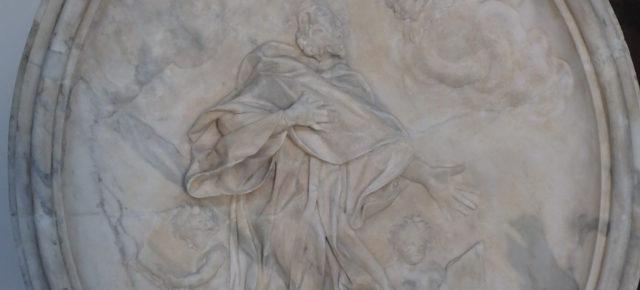 Restauro de una obra de Francesco Maria Schiaffino en Génova por Nielsen Restauri