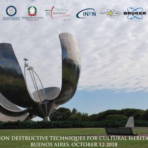 "Jornada: ""Técnicas no destructivas para el patrimonio cultural"""