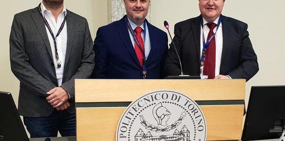 VIDRIOS Y CERÁMICAS EN EL POLITÉCNICO DE TORINO