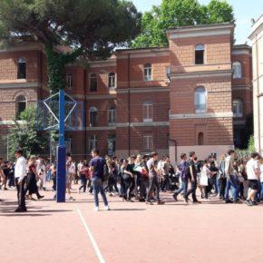 Día del ambiente en el Liceo Científico Kennedy de Roma