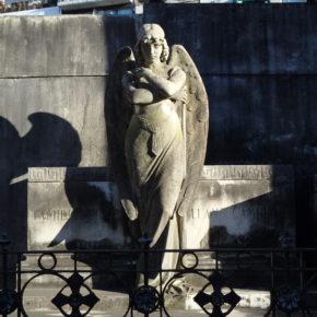 LOS CEMENTERIOS COMO MUSEOS AL AIRE LIBRE -Ciclos de Charlas en la RCAI-