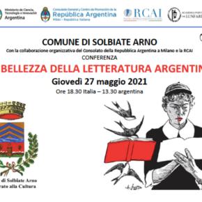 LA BELLEZZA DE LA LITERATURA ARGENTINA